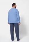 Pijama dos piezas para Tallas Grandes de Hombre TEX