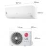 Aire Acondicionado con Wifi LG Confort R32 32CONFWF09H (1x1)