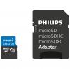 Tarjeta MicroSDXC Philips Ultra Pro Class 10 256GB + Adaptador