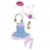 Pack de 3 vestidos Tres Deseos princesa, cantante y patinadora de invierno