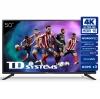 """TV LED 127 cm (50"""") TD Systems K50DLG12US, 4K UHD, Smart TV"""