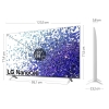 "TV NanoCell 139,7 cm (55"") LG 55NANO776PA, 4K UHD, Smart TV"