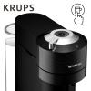 Cafetera Nespresso Krups Vertuo Next XN910810 Negro