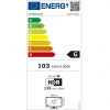 "TV LED 139,7 cm (55"") LG 55UP75006LF, 4K UHD, Smart TV"