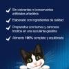 Purina Felix Comida Húmeda para Gato Junior Fantastic Selecciones Favoritas 4x100g