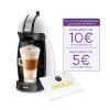 Cafetera Monodosis Delonghi Piccolo EDG100W Blanca