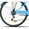 Bicicleta City 45 Azul Ed, Limitada
