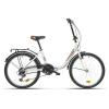 Bicicleta 24'' Plegable Acero