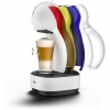 Cafetera Dolce Gusto Delonghi Colors EDG355W Blanca