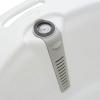 Cubeta bañera anatómica + accesorios