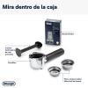 Cafetera Expresso manual Delonghi  Dedica EC685 - Negra