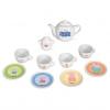 Peppa Pig - Set de Porcelana Peppa Pig Colores