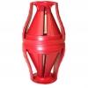 Rallador Verduras de Plástico VEGITRIM 15x15x25 cm - Rojo
