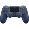 Mando inalámbrico Dualshock Midnight Blue V2 para PS4