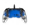 Mando Oficial Light Azul para PS4