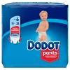Pants Dodot Talla 6 +15 kg 28 ud.