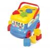 Clementoni - Baby Mickey Autobus Formas y Colores