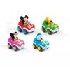 Clementoni - Coche Pull-Back Disney Babies