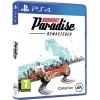Burnout Paradise Remastered para PS4