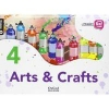 Think Do Learn Arts & Crafts 4th Primary Student's Book Module 3