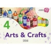 Think Do Learn Arts & Crafts 4th Primary Student's Book Module 2