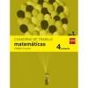 Cuaderno De Matemáticas. 4 Primaria, 1 Trimestre. Savia