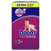 Pañales Dodot Activity Extra Tecnología Canal T3+ (7-11 kg.) 60 ud.