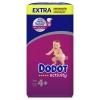 Pañales Dodot Activity Extra Tecnología Canal T4+ (10-15 kg.) 52 ud.