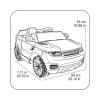 Famosa - Range Rover Sport 6V Rc Feber