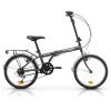 """Bicicleta 20"""" Plegable Aluminio Vintage"""