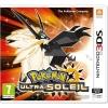 Ultra-sun Pokémon Game 3ds