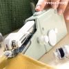 Máquina De Coser De Mano Portátil De Viaje Sewket