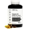 Vitamina D3 4000 Ui Natural | 300 Perlas Para 10 Meses