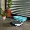 Amibot Animal H2o - Un Robot Aspirador Pensado Para Aspirar El Pelo De Las Mascotas