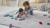 Lubabymats - Alfombra Puzzle Infantil Para Bebés De Foam (eva), Suelo Extra Acolchado. Medida: 161x161 Cm. Color  Gris