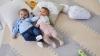 Lubabymats - Alfombra Puzzle Infantil Para Bebés De Foam (eva), Suelo Extra Acolchado. Medida: 161x161 Cm. Color Beige Y Gris