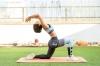 Bootymats - Colchoneta Fitness Multifunción Para Todo Tipo De Entrenamiento: Fitness, Pilates, Abdominales, Estiramientos... Medidas: 160 X 60 Cm. Grosor: 9 Mm. Bronze