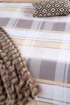 Cotton Artean - Funda Nordica Squares Cama De 150 / 160  ( 240 X 260 Cm) + 2 Fundas De Almohada ( 45 X 80cm)  Algodón 100%