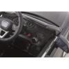 Coches Electricos Para Niños De 12v Audi Q7 - Coche Infantil De Batería Con Licencia Oficial Audi - Coches De Batería Con Ruedas Eva Y Asiento En Polipiel - Vehículo Con Mando Teledirigido 2.4 Ghz.(negro)
