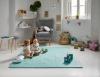 Lubabymats - Alfombra Puzzle Infantil Para Bebés De Foam (eva), Suelo Extra Acolchado. Medida: 161x161 Cm. Color Mint
