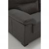 Sofa Ecologico Tanuk Odin Conjunto 3+2 Plazas Gris Marengo