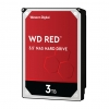 Disco Wd Red 3tb Sata3 64mb