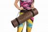 Bootymats - Colchoneta Fitness Multifunción Para Todo Tipo De Entrenamiento: Fitness, Pilates, Abdominales, Estiramientos... Medidas: 160 X 60 Cm. Grosor: 9 Mm. Chocolate