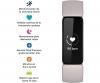 Fitbit Inspire 2 Blanco/negro Pulsera De Actividad Frecuencia Zona Activa Sueño Sumergible 50m