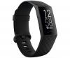 Fitbit Charge 4 Negro/negro Pulsera De Actividad Gps Frecuencia Zona Activa Sueño Sumergible 50m