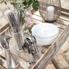 Vaso Bajo De 30 Cl Modelo Conserve Moi De Luminarc