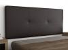 La Web Del Colchon -cabecero Tapizado Atenas Para Cama De 150 (160 X 70 Cms) Chocolate