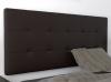La Web Del Colchon -cabecero Tapizado Corfú Para Cama De 210 (220 X 70 Cms) Chocolate