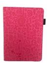 """Theoutlettablet Funda Ebook Bq Cervantes 4 6"""" / Cervantes 3 6"""" - Protección Para Libro Electrónico - Color Fucsia Dibujos"""