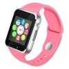 Smartwatch Bluetooth Multi-función Con Cámara Integrada, Altavoz, Micrófono Y Slot Para Tarjeta Sim Color Rosa